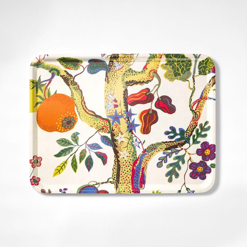 Tray Vegetable Tree - 60x45 cm, Vegetable Tree, Rectangle | Svenskt Tenn
