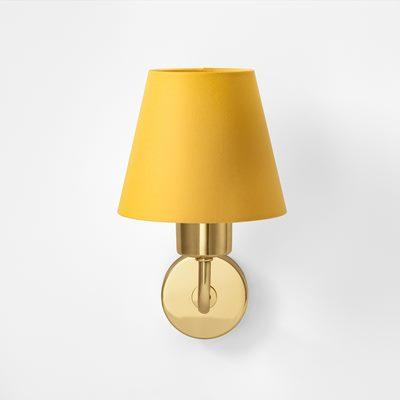 Lampshade 2483 cotton yellow svenskt tenn svenskt tenn