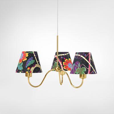 Ceiling lamp 2479 brass josef frank svenskt tenn