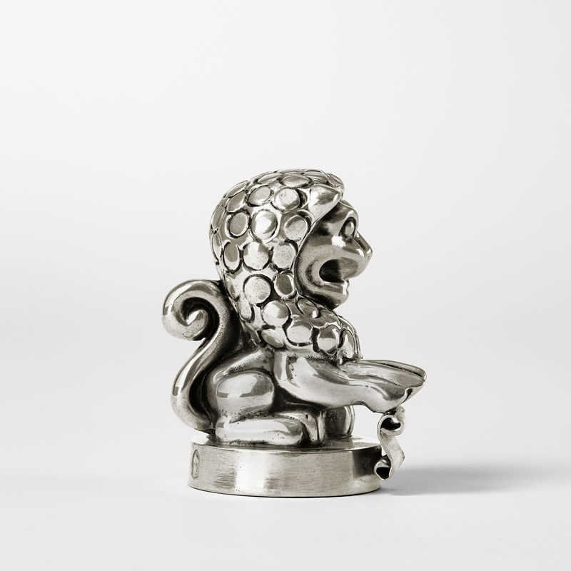 Lion Bottle Opener - Pewter | Svenskt Tenn