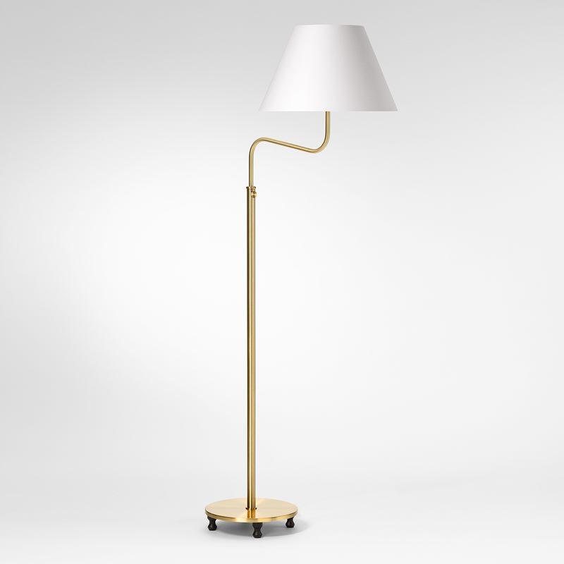 Floor Lamp 2568 - Brass   Svenskt Tenn