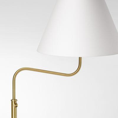 Floor lamp 2568 brass josef frank svenskt tenn