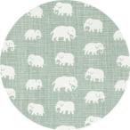 Elefant Frostgrön