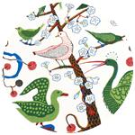 Gröna Fåglar