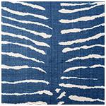 Le Zebre Blå
