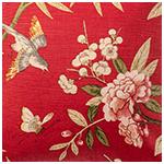 Peony & Blossom Red